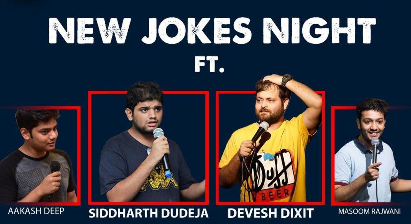 Punchliners Comedy Show Ft Devesh , Pratyush , Siddharth on Zoom