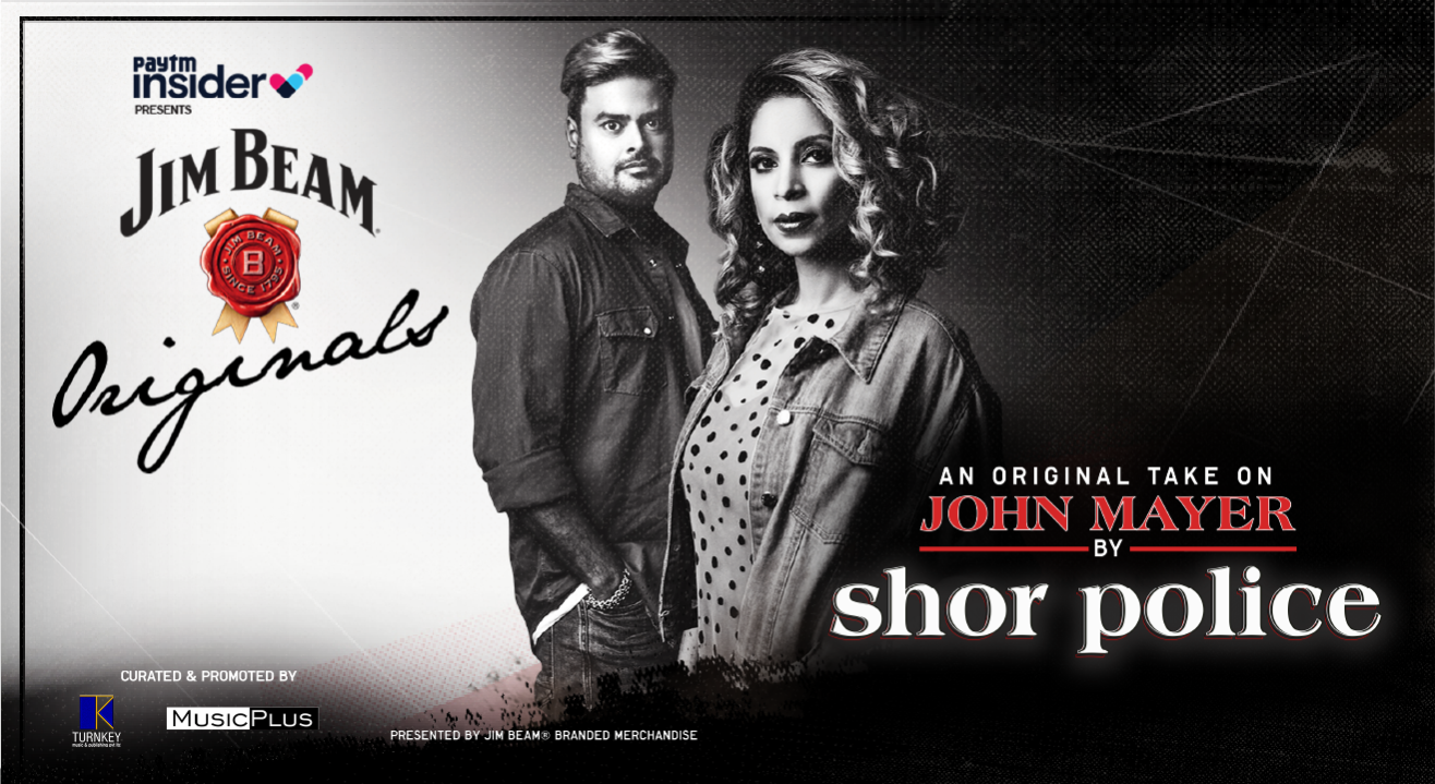 Shor Police's original take on John Mayer | Paytm Insider presents Jim Beam Originals