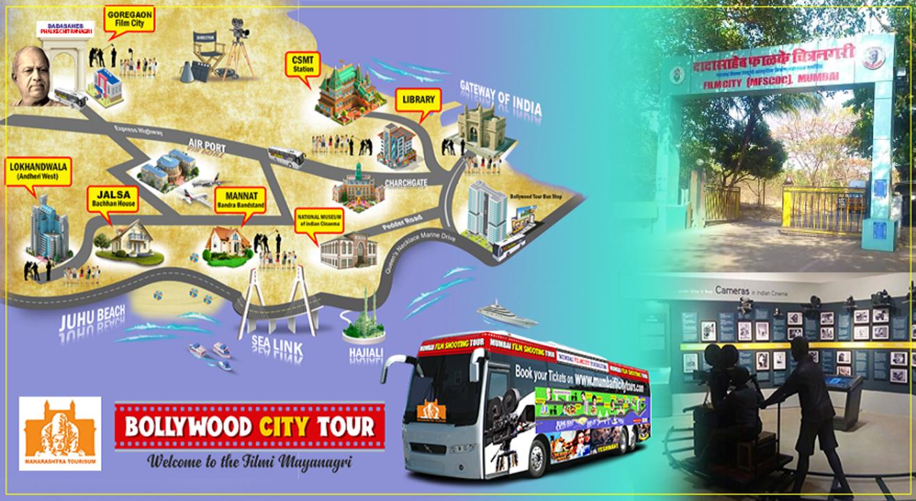 Bollywood City Tour