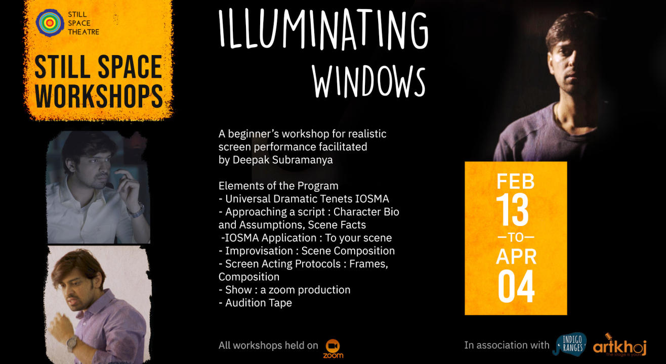 Illuminating Windows: Workshop for realistic screen performance