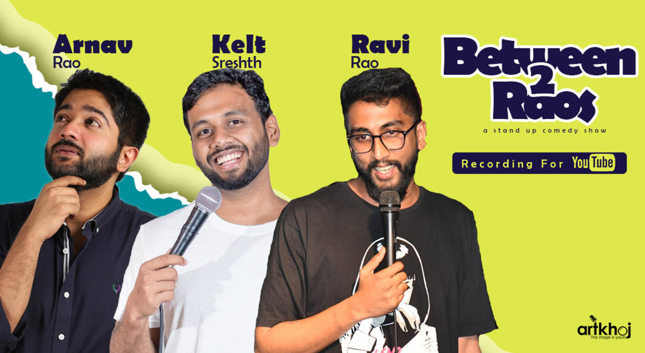 Between2Raos - A Standup Comedy Show