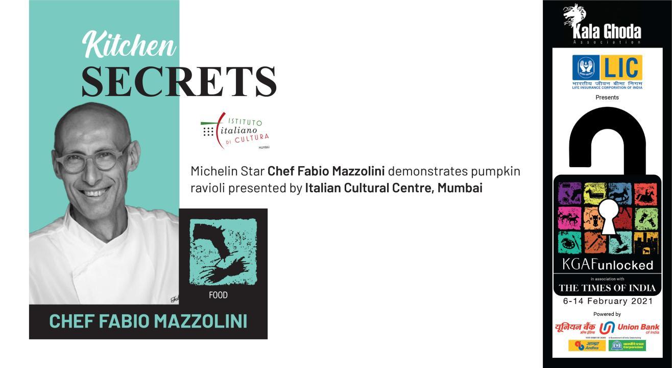 Kitchen Secrets: Michelin Star Chef Fabio Mazzolini | KGAF 2021