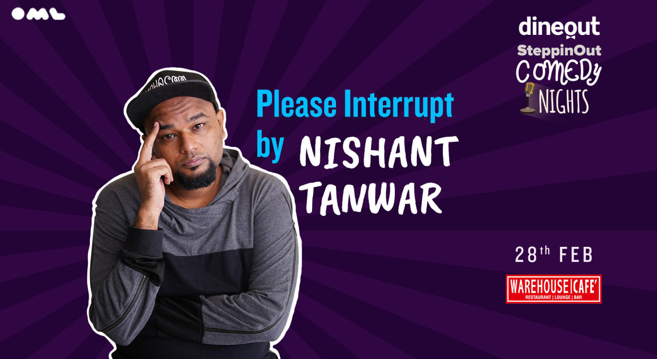 Please Interrupt by Nishant Tanwar