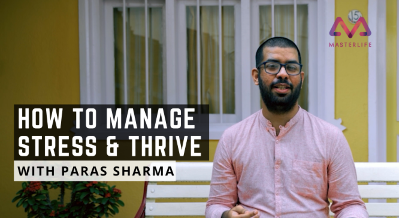 How to Manage Stress and Thrive