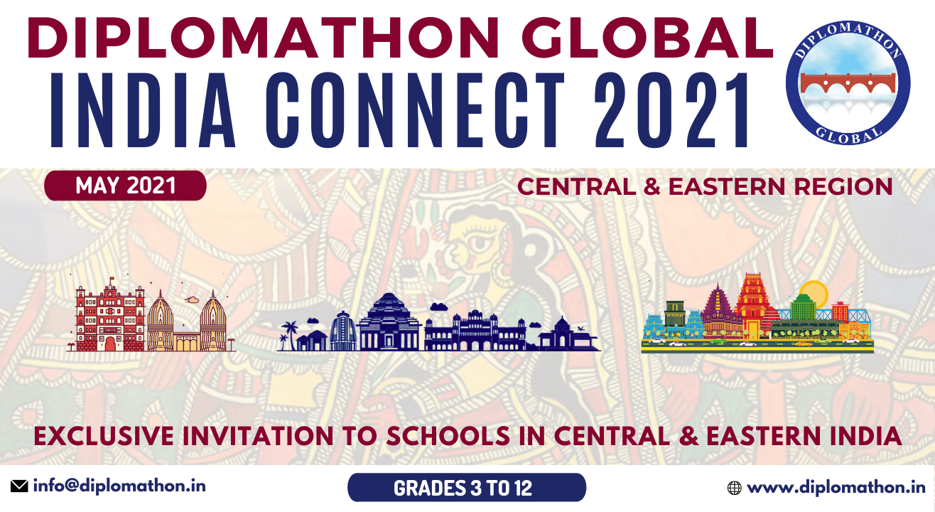 Diplomathon Global India Connect 2021 (Central & Eastern Region)