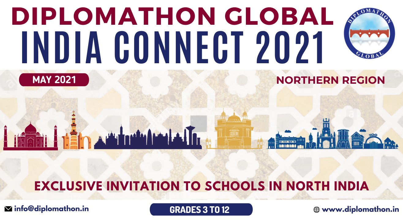 Diplomathon Global India Connect 2021 (Northern Region)