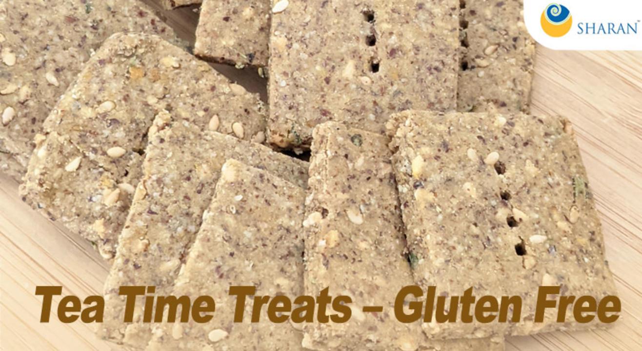 Tea Time Treats – Gluten Free