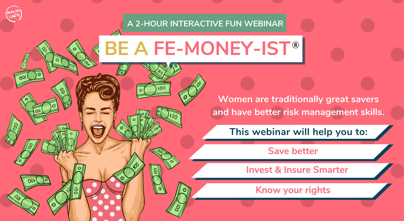 Be A Fe-Money-Ist Financial Webinar
