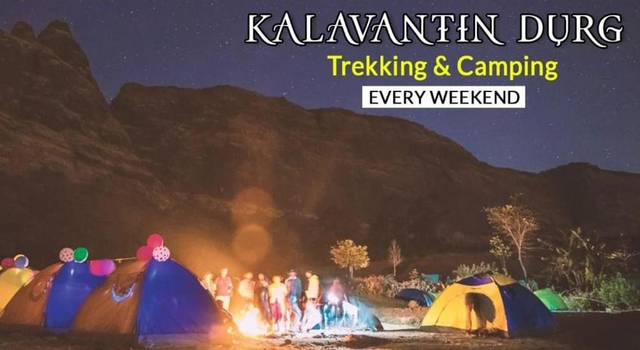 Prabalmachi Camping and Trekking