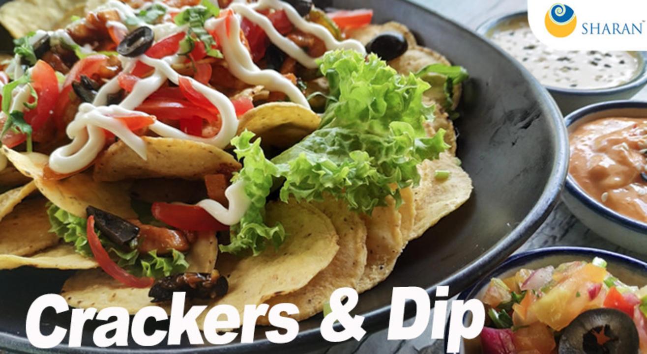 Crackers & Dip