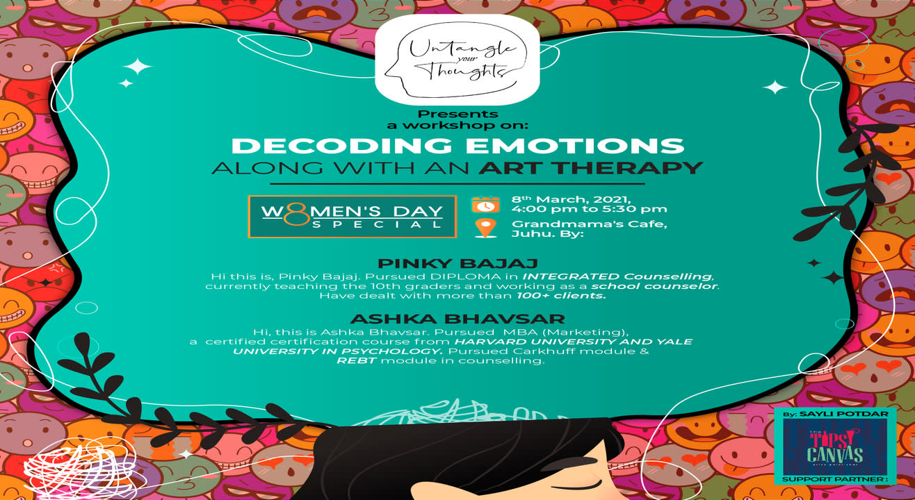 Decoding emotionsalong with an Art Therapy