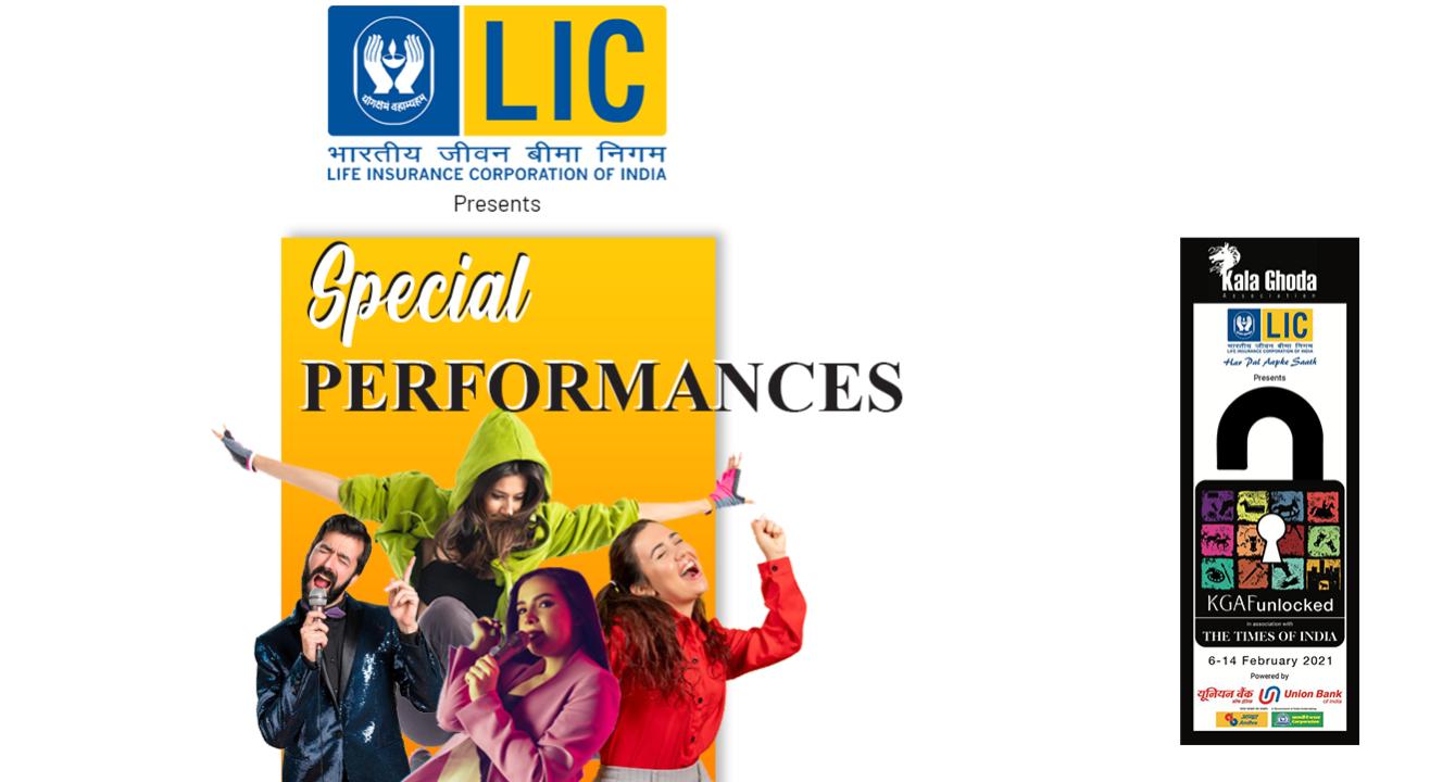LIC Special Performances | KGAF 2021