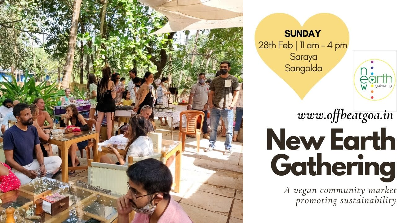 New Earth Gathering
