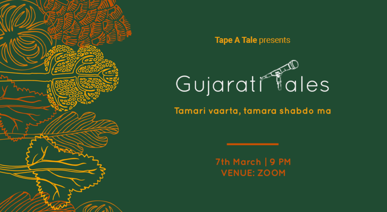 Gujarati Tales   A Storytelling Event by Tape A Tale