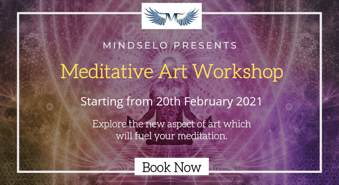 MEDITATIVE ART WORKSHOP by Anusha Ramachandran | MINDSELO