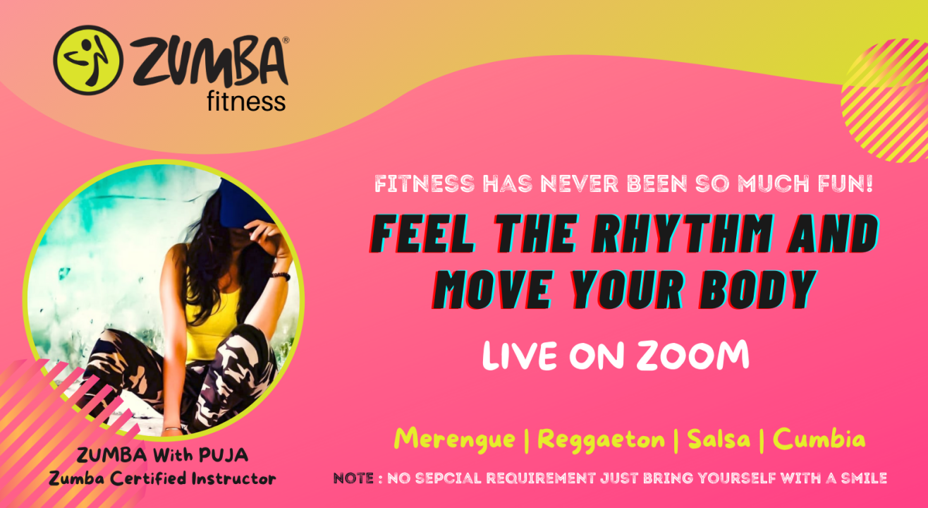Step by Step Make a Pro Moves - Zumba fitness