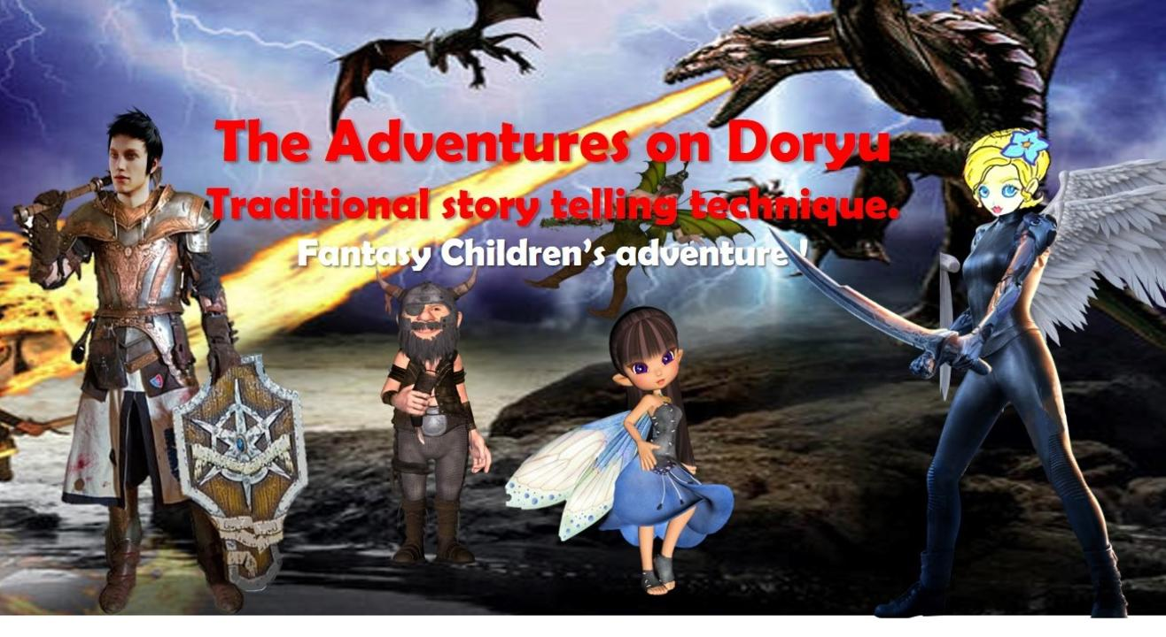 The Adventures on Doryu  - Episode 4