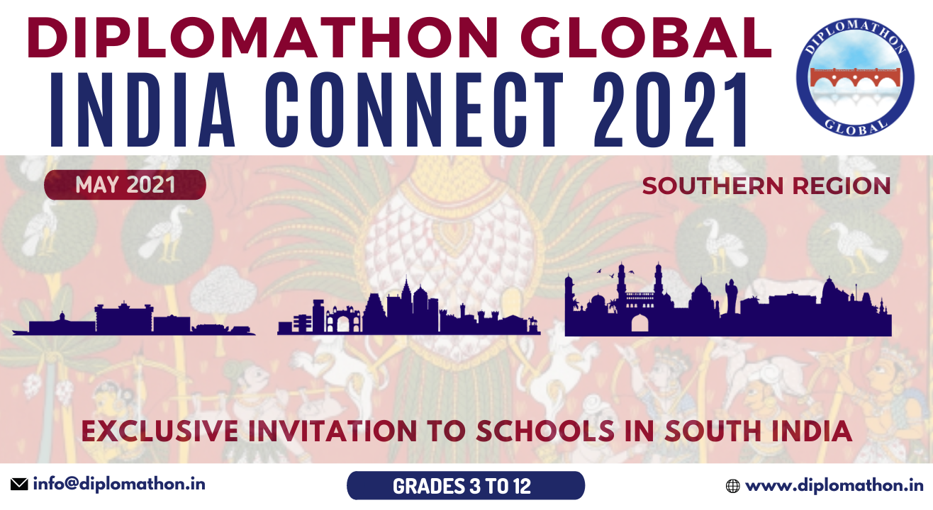 Diplomathon Global India Connect 2021 Southern Edition