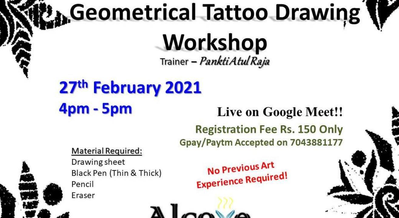 Geometrical Tattoo Drawing Workshop