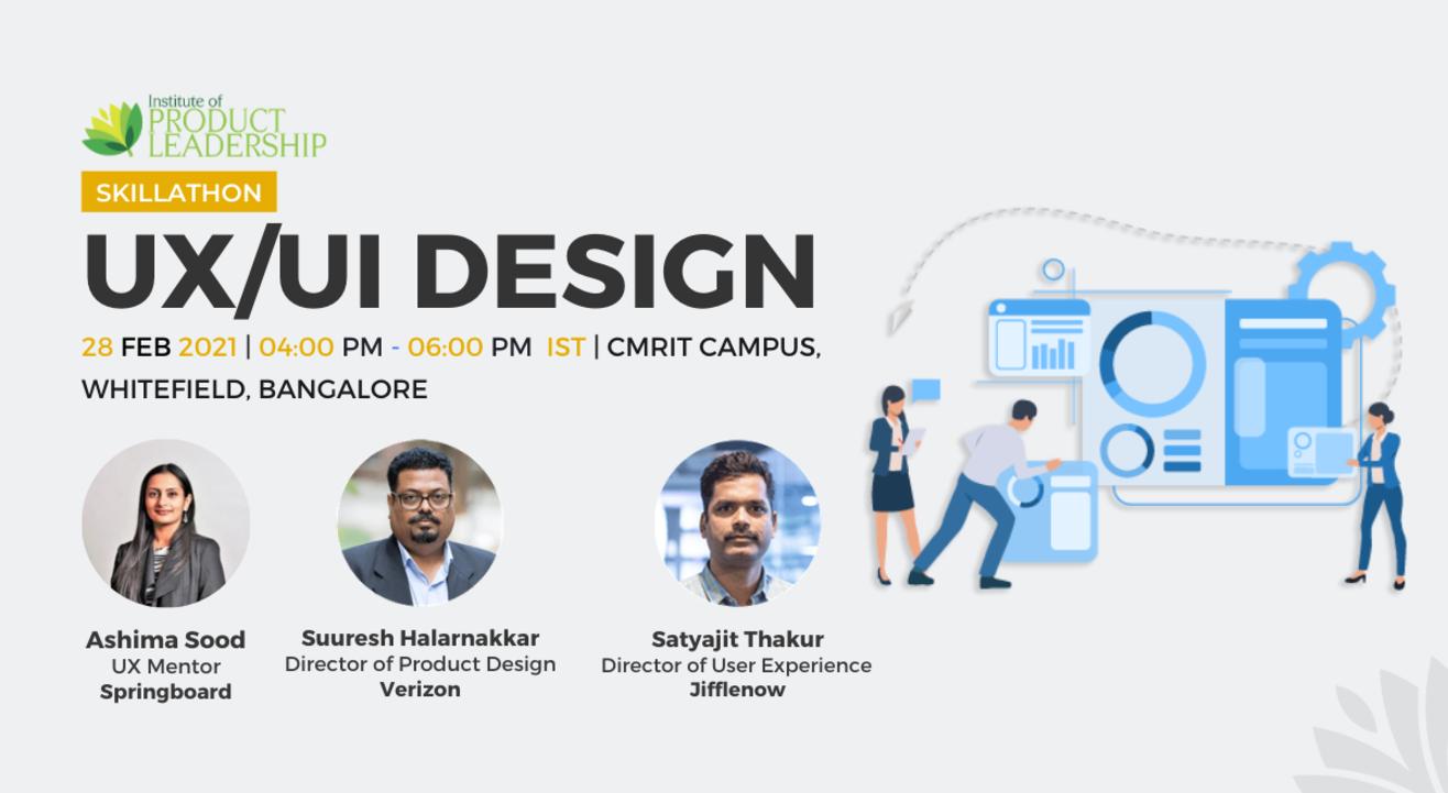 Skillathon on UX/UI Design