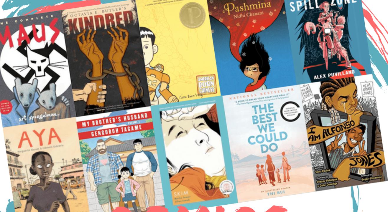 💥 Between the Panels - A comics and Graphic novels quiz by Krish Raghav