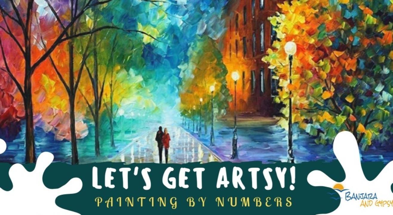 Painting by numbers | Art Workshop