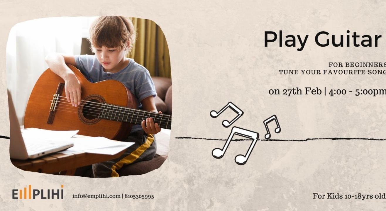 Play Guitar Workshop