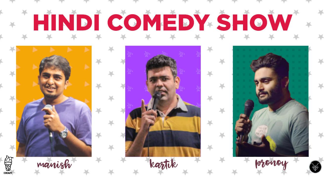Hindi Comedy Show (Koramangala)