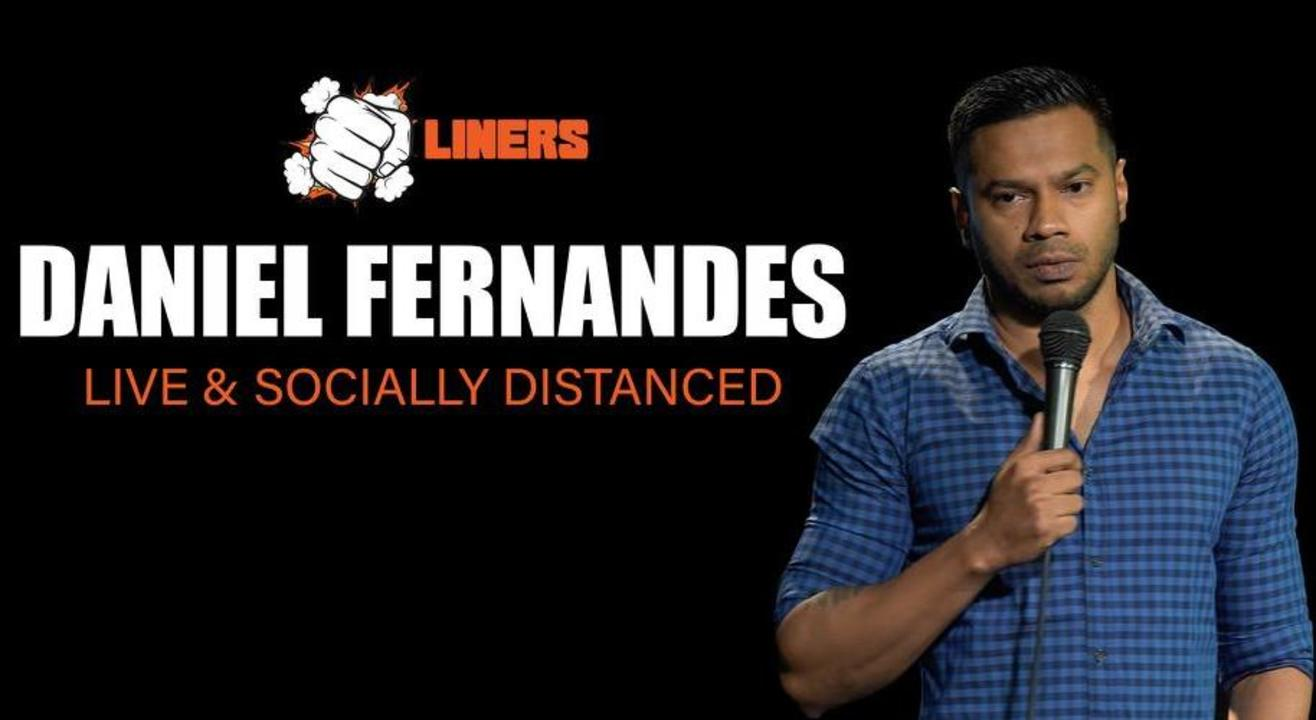 Punchliners Comedy Show Ft. Daniel Fernandes In Gurgaon
