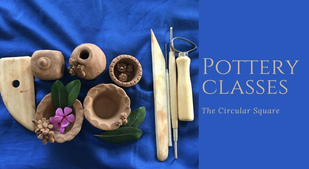 Pottery handbuilt course