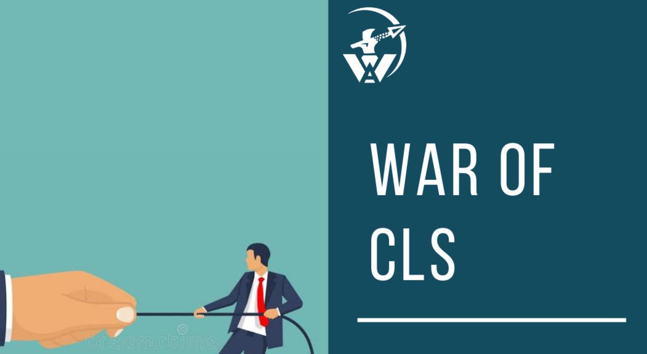 ARTHASHASTRA- WAR OF CL'S