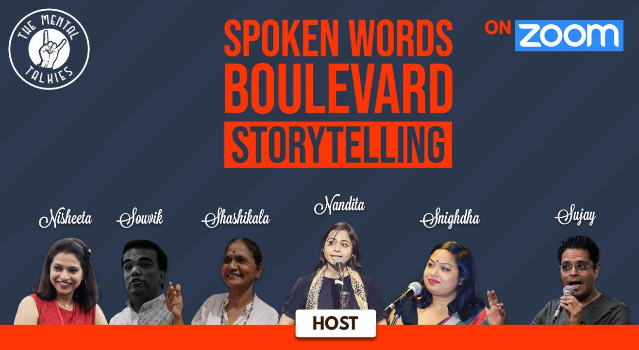 Spoken Words Boulevard-Storytelling