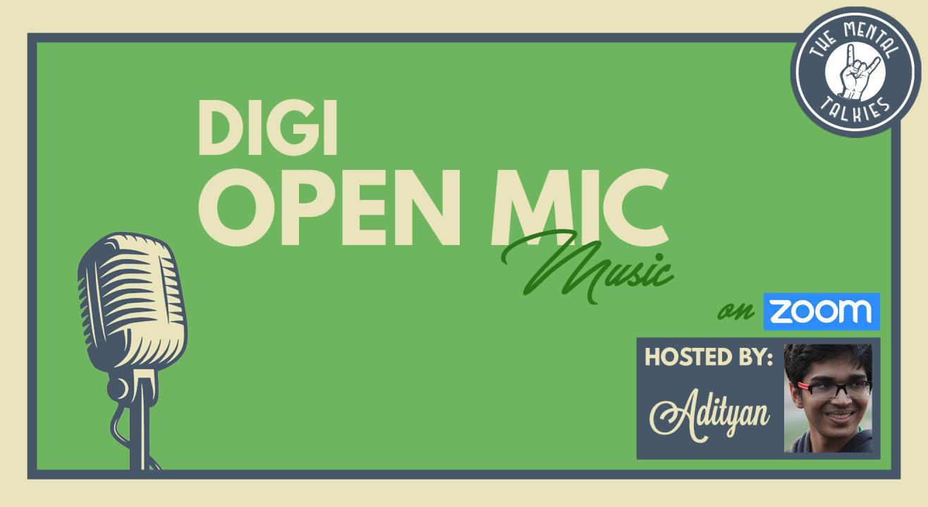 DiGi Open Mic-Music