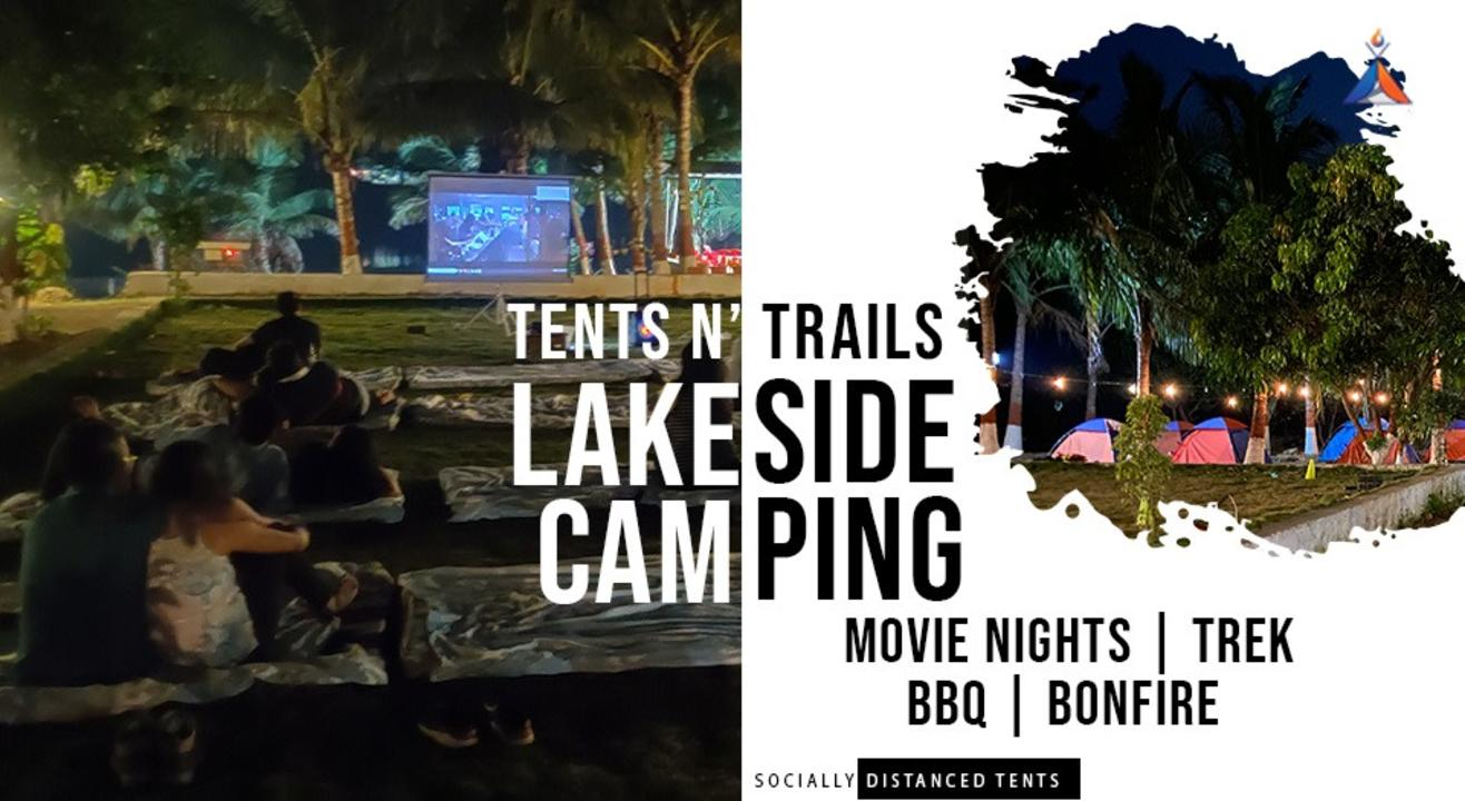Camping  & Movie Under the Stars @Tents N' Trails