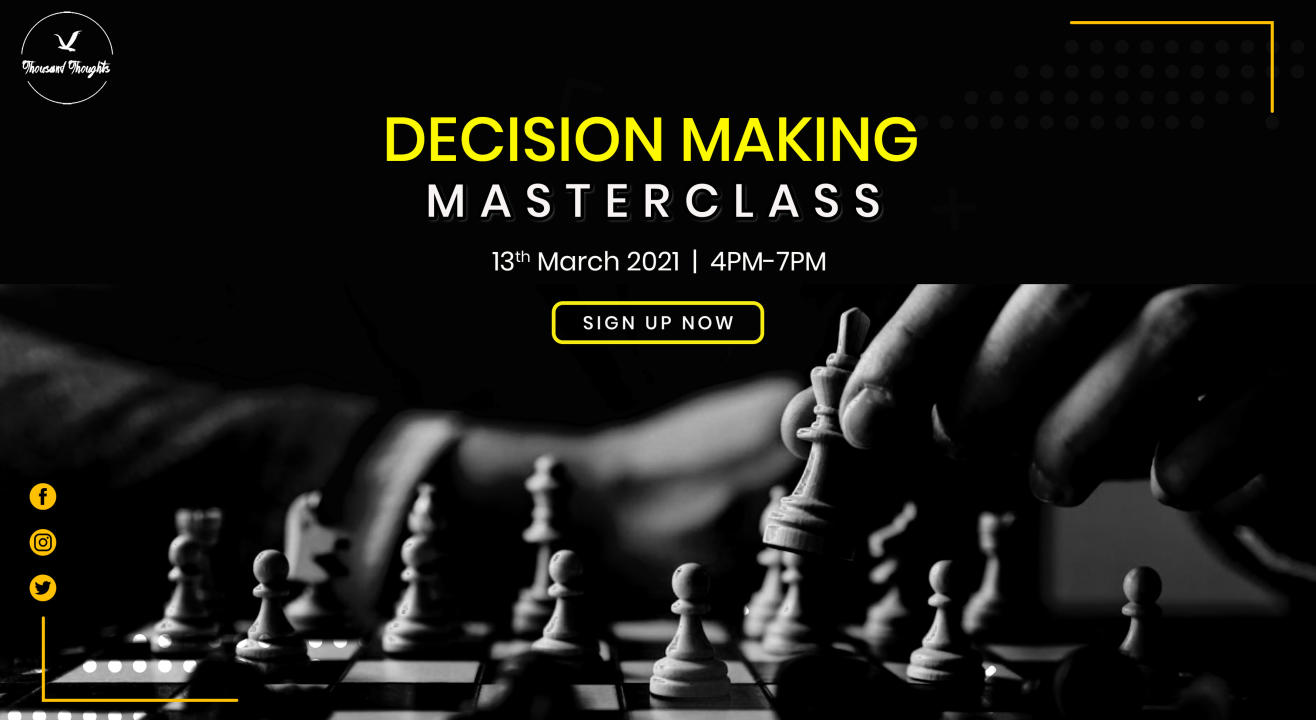 Decision Making Masterclass