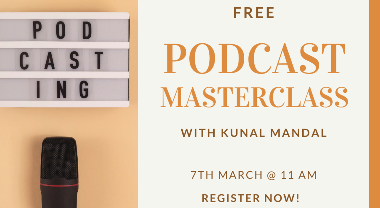 Launch your podcast today!