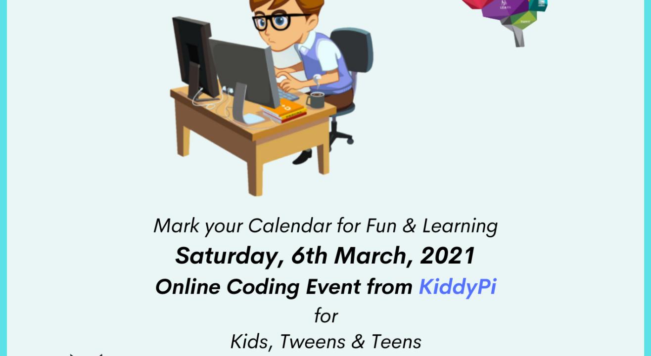 Regular Workshop | Scratch Coding & Mobile App Development