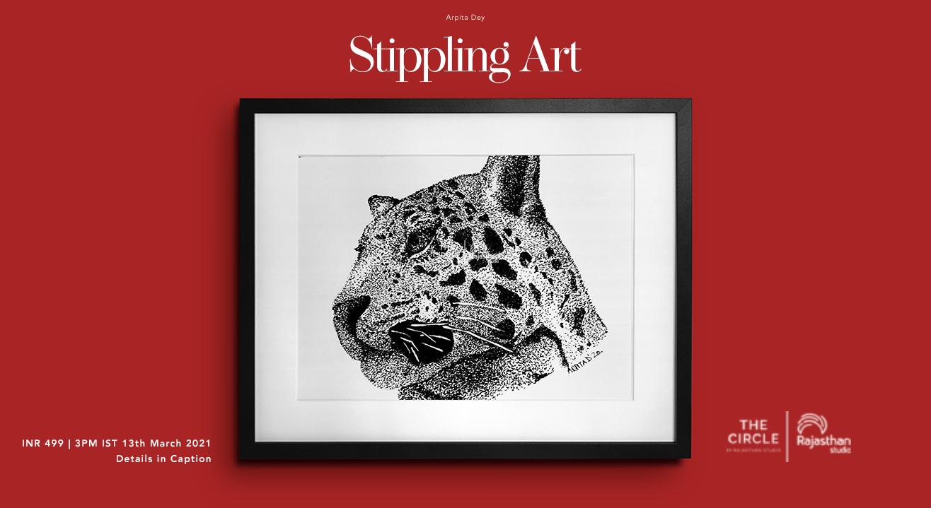 Stippling Workshop by Rajasthan Studio
