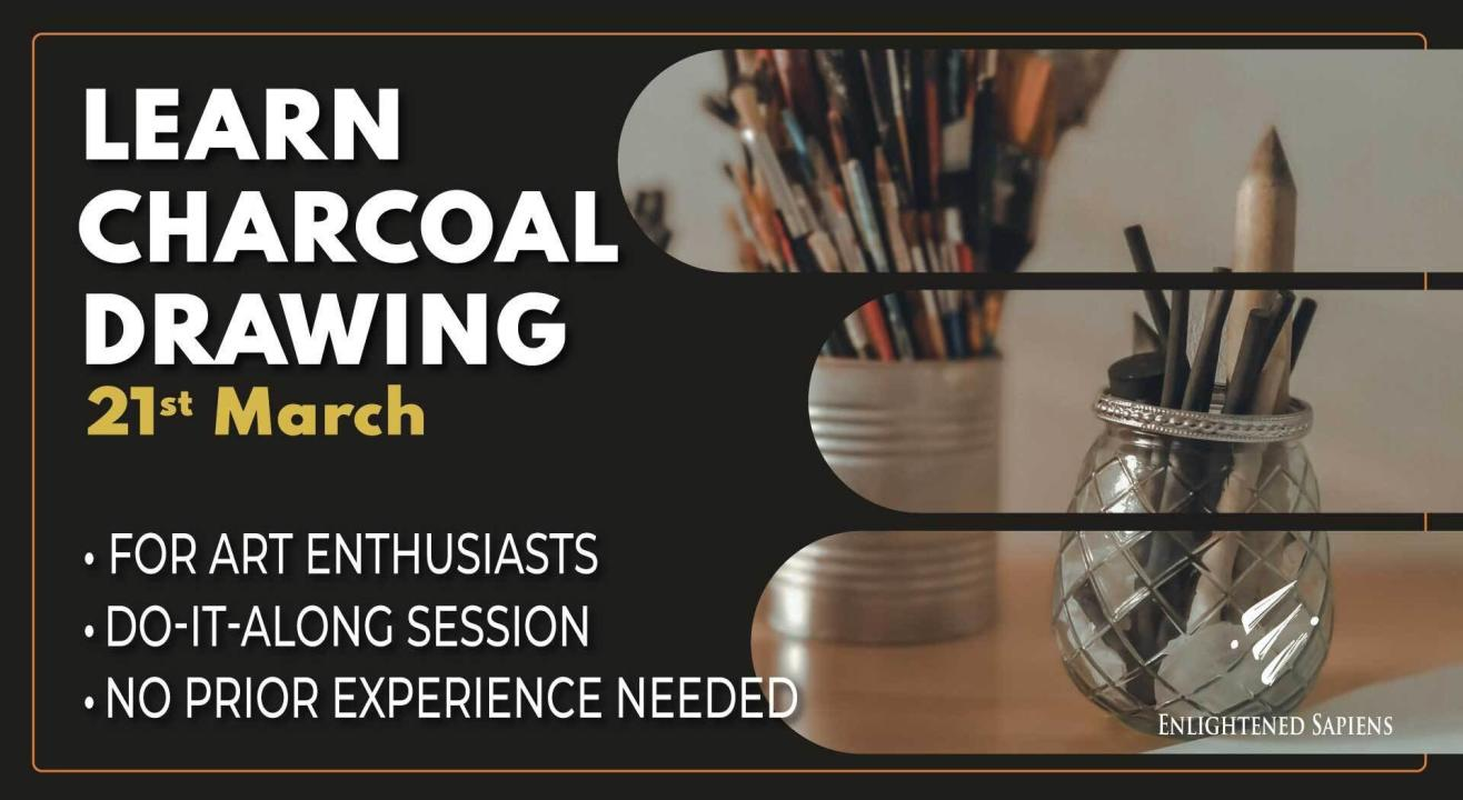 Learn Charcoal Drawing