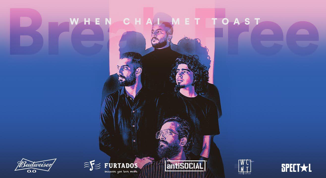 Break Free with When Chai Met Toast I antiSOCIAL, Mumbai