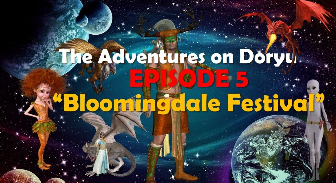 Adventures on Doryu | Episode 5