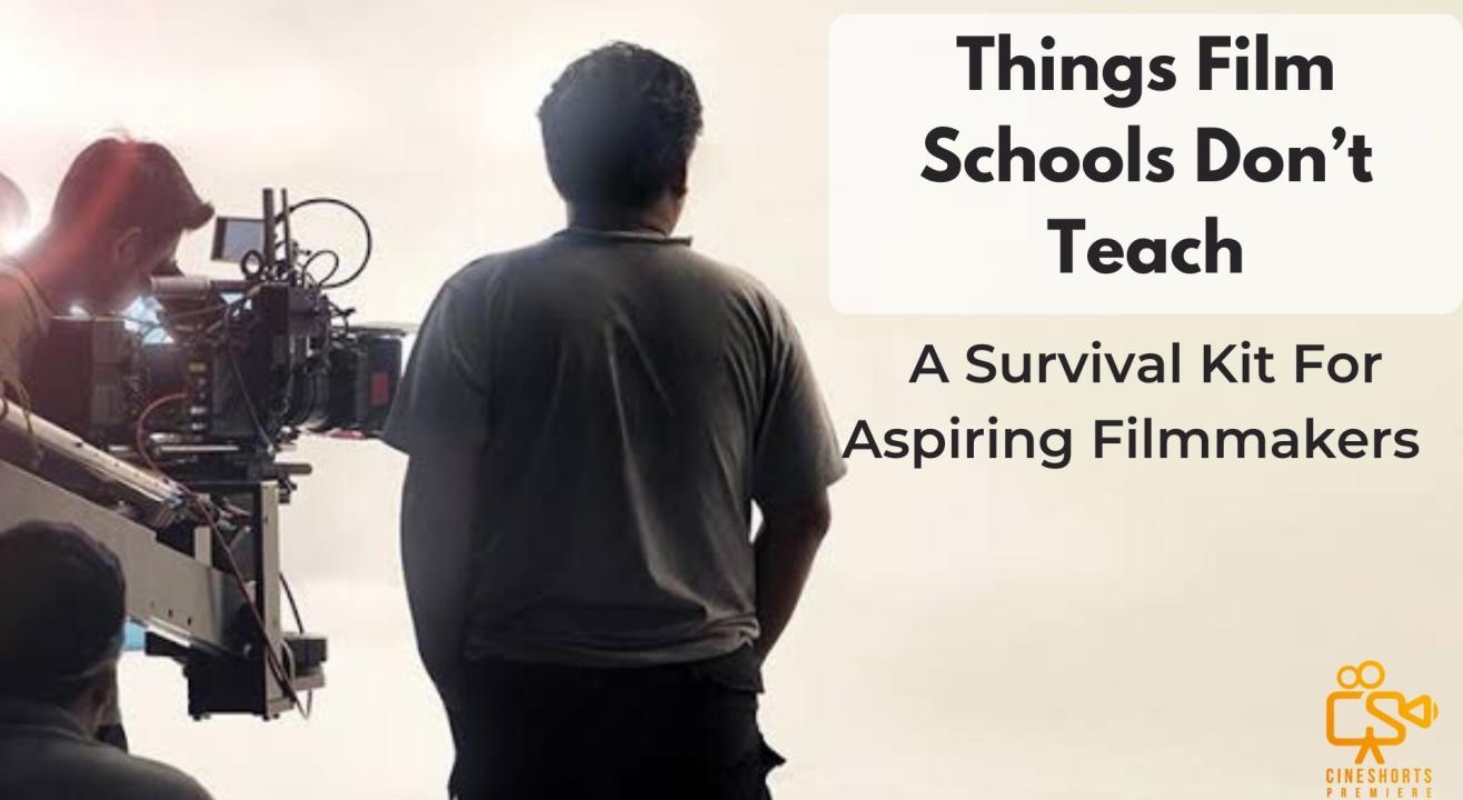 Make Zero Budget Short Films