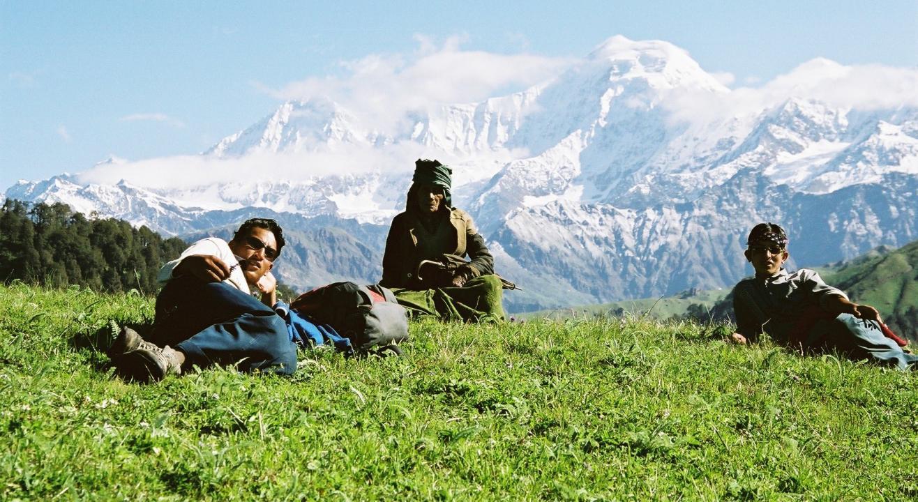 Dayara Bugyal Summer Trek in Garhwal Himalaya