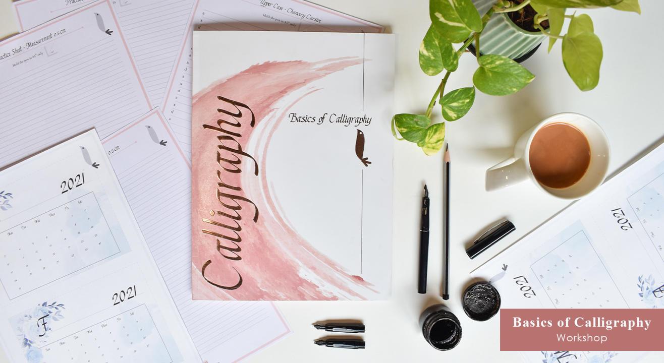 Basics Of Calligraphy Workshop