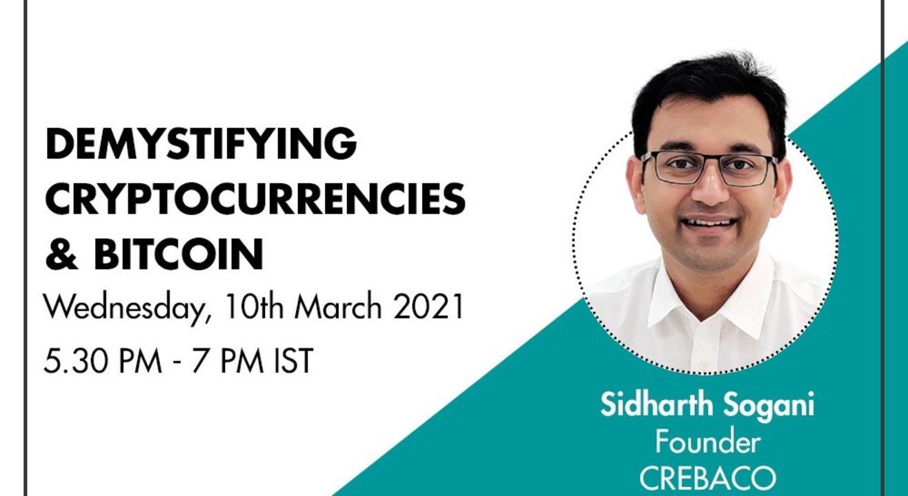Demystifying Cryptocurrencies & Bitcoin