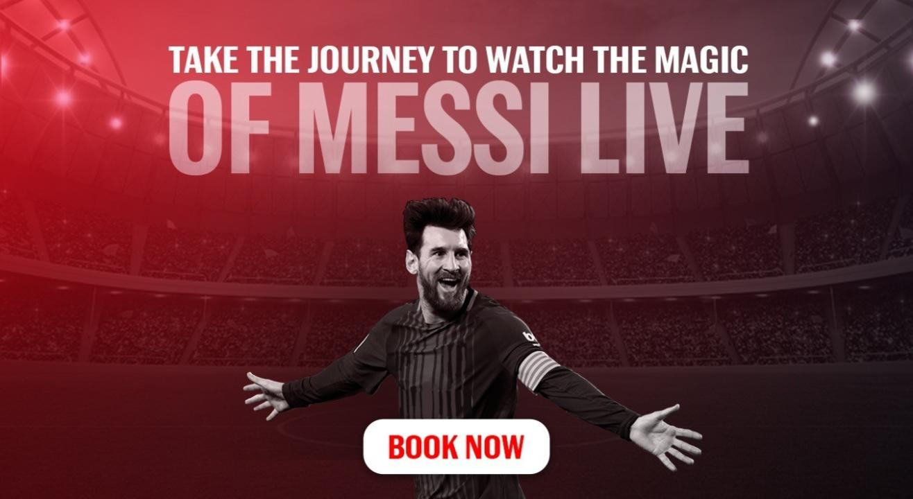#PathOfGreatness with Budweiser X Messi | Delhi Chapter