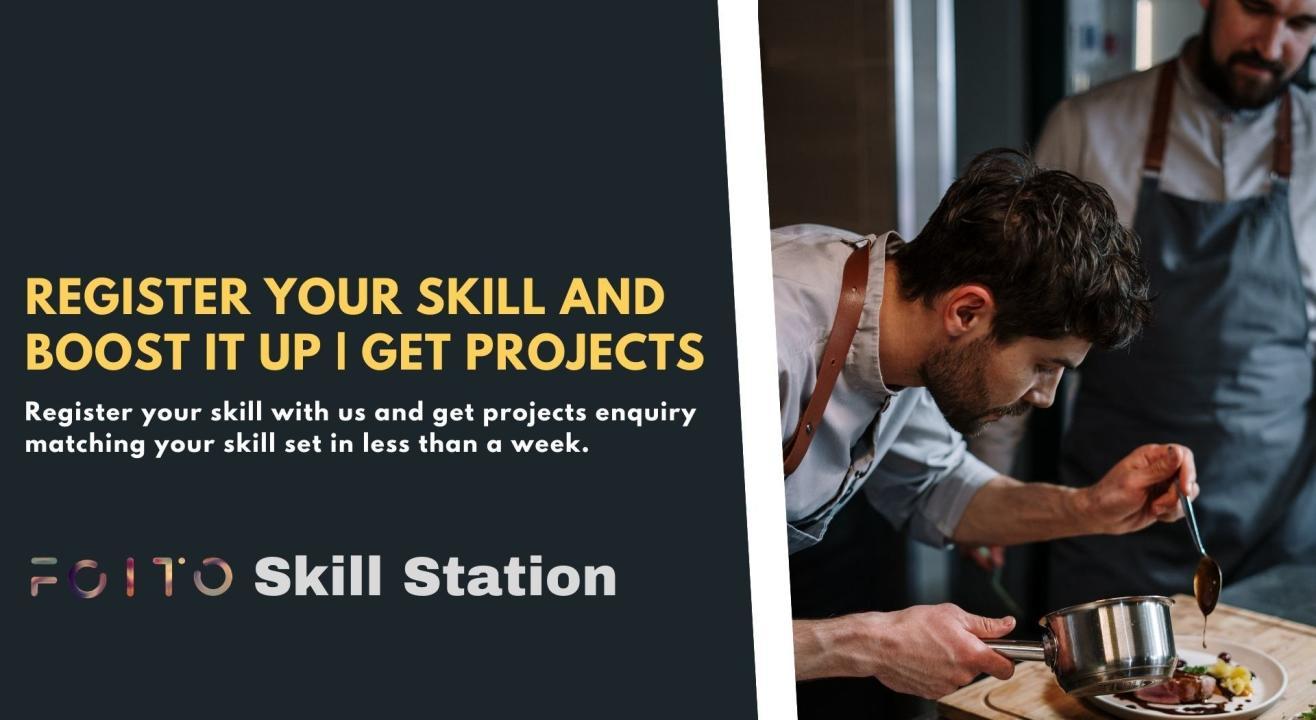 Foito Skill Station Overview - Demo