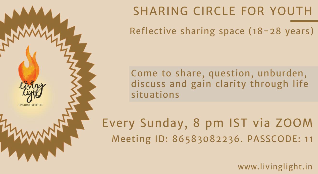 Sharing Circle for youth