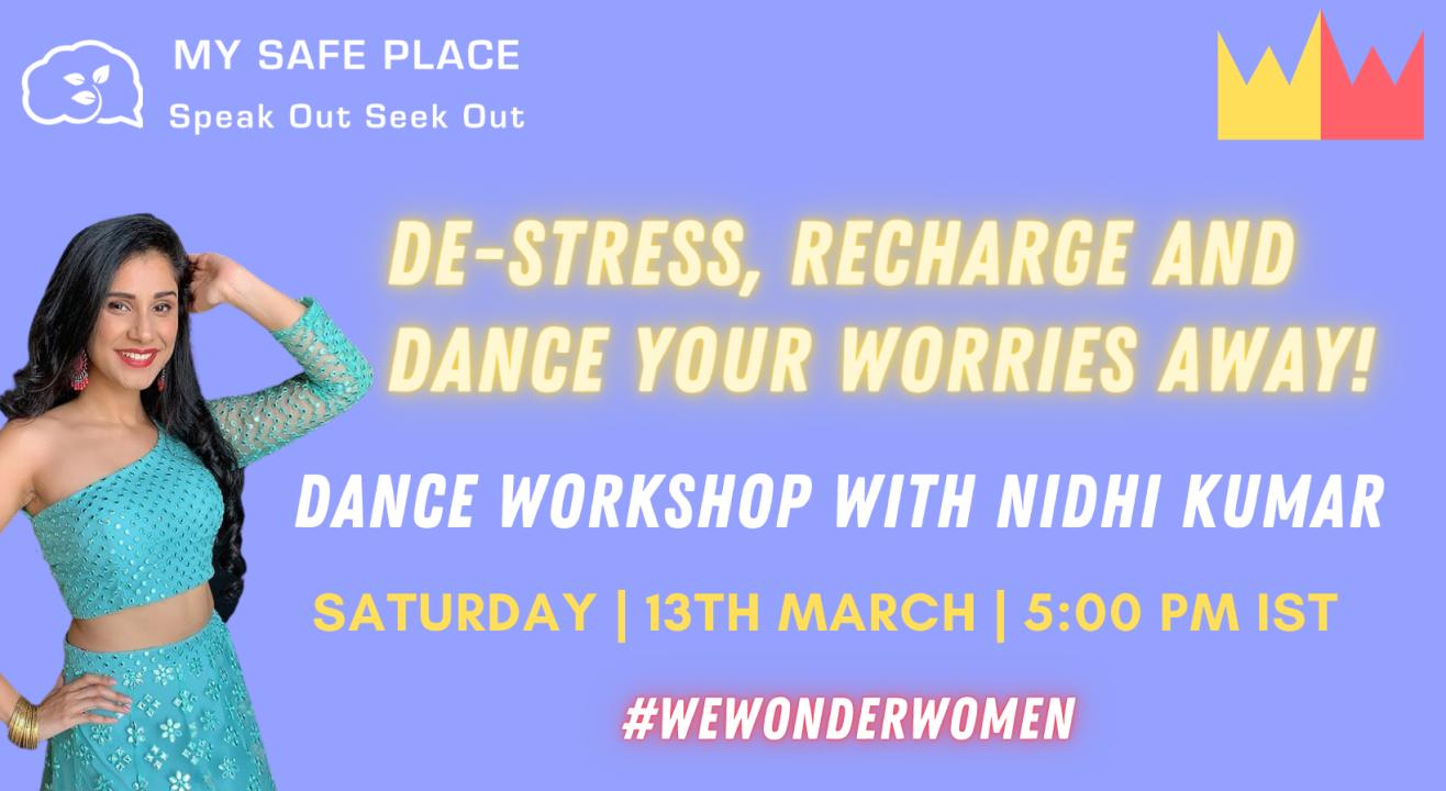 Dance Workshop with Nidhi Kumar