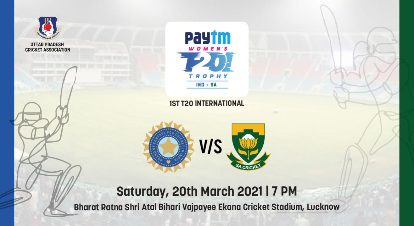 Paytm T20I Series, 1st T20I: India Women vs South Africa Women